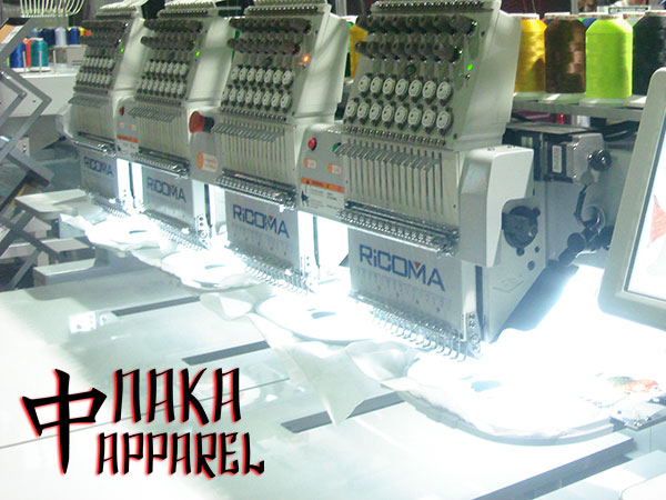 Custom Embroidery Company