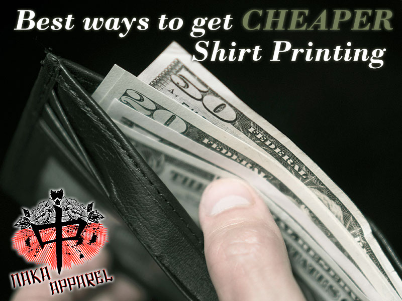 Cheap T Shirt Printing