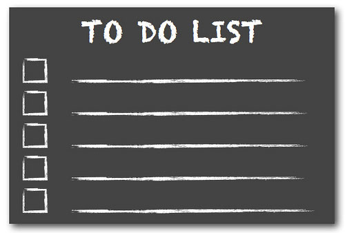 Completing Tasks And Increasing Productivity